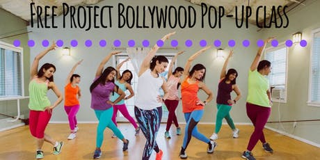 Project Bollywood 2020 Pop-up Class- Bellevue Location tickets