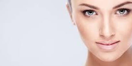 Skin Care Workshop - Free Hand On tickets