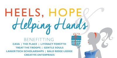 Heels, Hope & Helping Hands