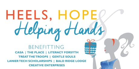 Heels, Hope & Helping Hands tickets