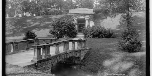 Preservation Detroit Elmwood Cemetery Tour 2019