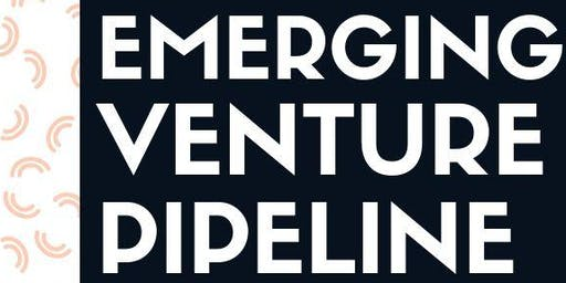 October 2019 Emerging Venture Pipeline Luncheon