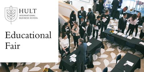 Meet Hult at CIS International University Fair in Nur-Sultan - Undergraduate tickets