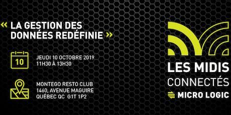Lunch & Learn Québec - Micro Logic X Cohesity - La gestion des données redéfinie billets