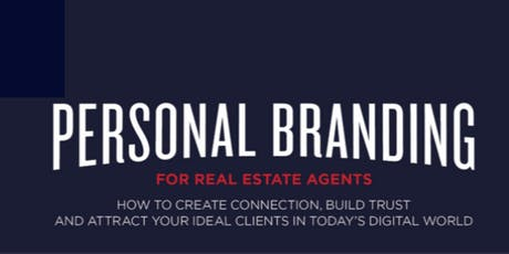 Personal Branding with Nick Thomas tickets