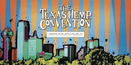 Texas Hemp Convention 2020 tickets