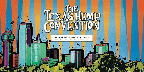 Texas Hemp Convention 2020 tickets