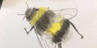 All About The Bees Art Workshop