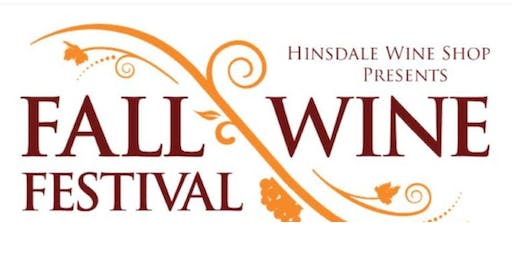 16th Annual Fall Festival of Wine - Tasting Event
