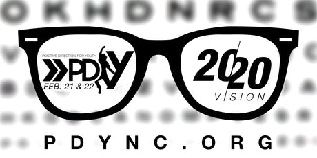 PDY 2020: Vision tickets