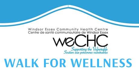weCHC Walk for Wellness tickets