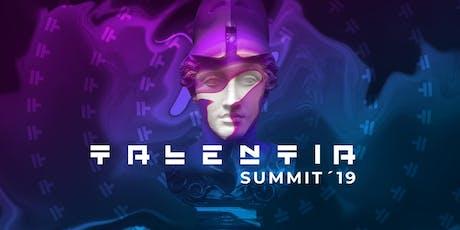 Foro Talentia Summit '19 | Ponencias estratégicas - Jornada inaugural entradas