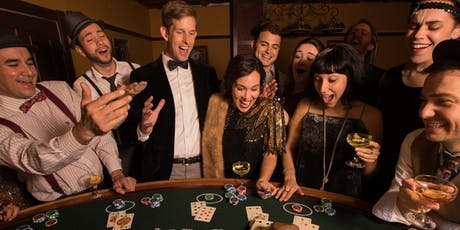 "*CASINO ROYALE SPEAKEASY LOUNGE"" - SECRET Entrance & PASSWORD - 1920's Flappers, COCKTAILS, FREE Casino Games, Burlesque, & PRIZES! tickets"