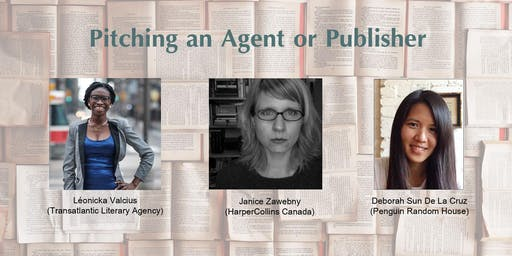 Pitching an Agent or Publisher