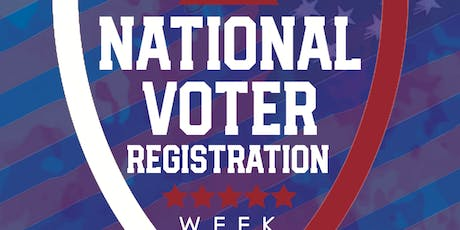 NYULYP National Voter Registration Week - Brittany Beauty Academy tickets