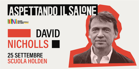 David Nicholls a Torino | Aspettando il Salone biglietti