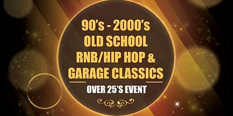 OLD SCHOOL JAMS NEW YEARS EVE SPECIAL tickets