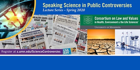 Making Sense of Controversial Science in an Age of Polarized Politics tickets