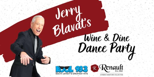 Jerry Blavat's Wine and Dine Monthly Dance Party