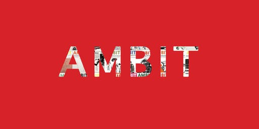AMBIT 1959-2019 Exhibition & Launch