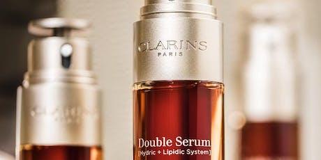 Clarins Double Serum No1 Anti Ageing Serum tickets