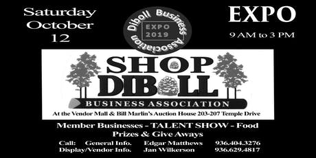Business EXPO presented by The Diboll Business Association tickets