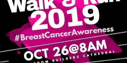 """""""Think Pink"""" Walk and Run"""