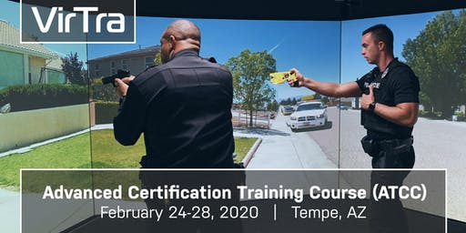 VirTra Advanced Trainer Certification Course (ATCC)