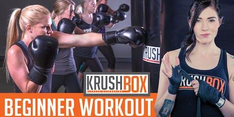 Fitness Kickboxing Beginner Workout in Plantation tickets