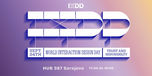 IxDA BiH: World Interaction Design Day #2 Sarajevo