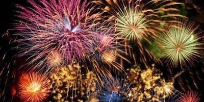 2019 Hackney Firework Display