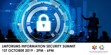 LMFORUMS Annual Information Security Summit tickets