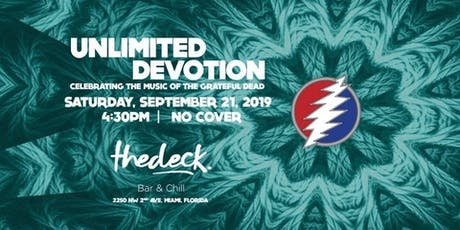 Unlimited Devotion LIVE at thedeck Wynwood tickets
