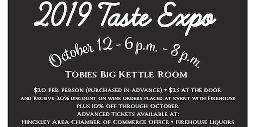Hinckley's Taste Expo