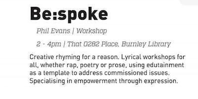 be:spoke Creative Rhyming Workshop