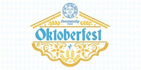 Sonnenalp Oktoberfest tickets