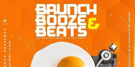 Brunch, Booze, & Beats: Bottomless Brunch & Day Party - L.A. Edition tickets