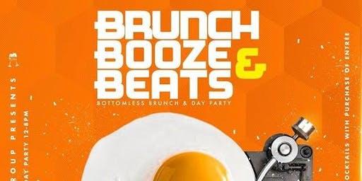 Brunch, Booze, & Beats: Bottomless Brunch & Day Party - L.A. Edition