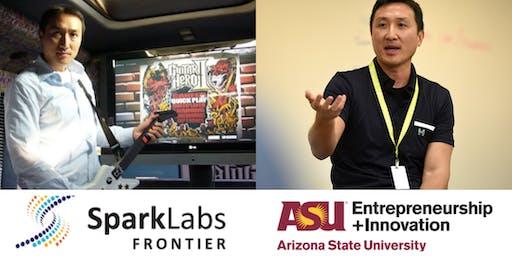 SparkLabs Frontier-ASU Presents Kai Huang, Co-Founder of Guitar Hero