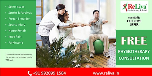 HSR Layout, Bangalore: Physiotherapy Special Offer