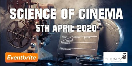 SCIENCE OF CINEMA 2020 tickets