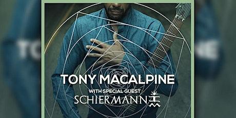 Tony MacAlpine tickets