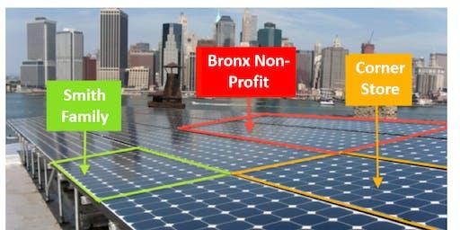 NYC Community Shared Solar Workshop