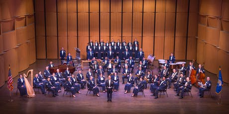 The USAF Band - Concert Band and Singing Sergeants - Spring Hill, FL tickets