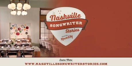 Nashville Songwriter Stories - 10/12 tickets