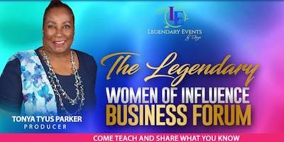 Legendary Women of Influence
