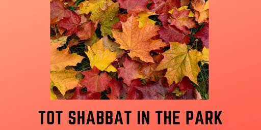 Tot Shabbat In the Park