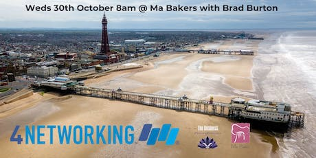 Blackpool Business Networking tickets