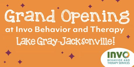 Grand Opening Lake Gray Invo Behavior and Therapy tickets