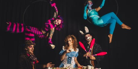 The Wonderland Circus: A Mad Tea Party tickets